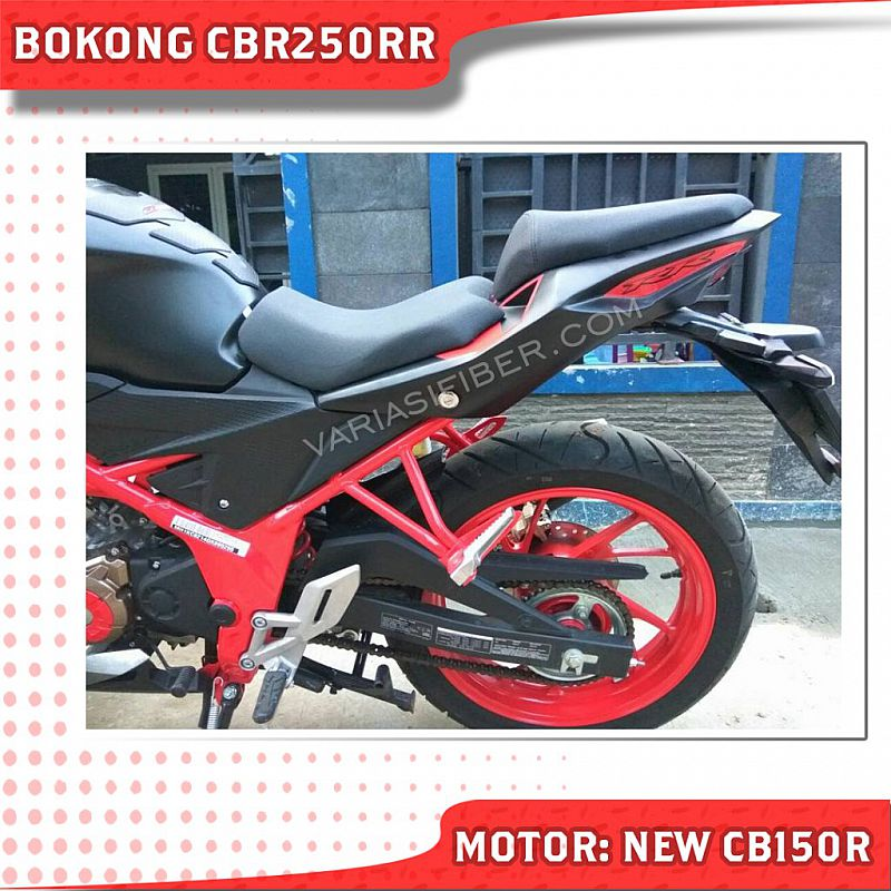 Body CBR250RR PNP OLDCB150R AND NEWCB150R