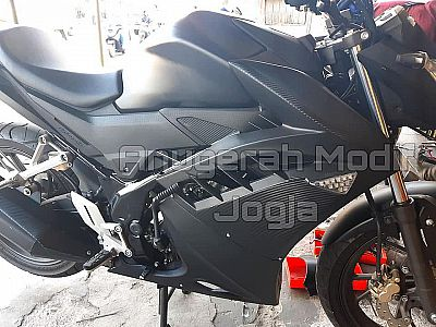 Half Fairing DOFF Cool New CB150R Facelift