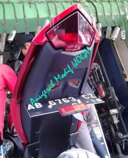 Undertail New Vixion Lightening (NVL)