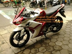 Fairing Model R25-V1 New Vixion