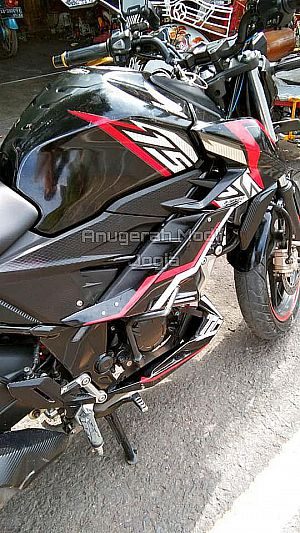 Jual Middle Cowl New CB150R