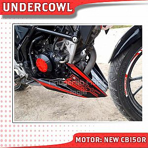 Undercowl New CB150R / Cover Mesin