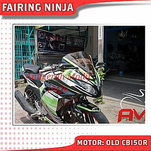 Fairing Ninja OLD CB150R modifikasi
