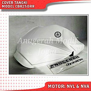Cover Tangki Model CBR250RR Mix Fairing R25 V1 New Vixion