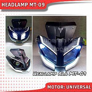 Headlamp Model MT09 Universal PNP