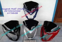 Cover Headlamp / Topeng Honda Verza