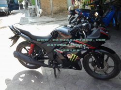 FAIRING MODEL NINJA 250 MONSTER EDITION