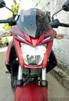 Cover Headlamp Vixion R Sporty Red