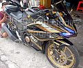 New CB Modifikasi ala CBR250RR V2 Mix Body Ninja FI