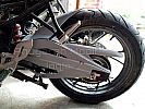 Hugger New CB150R PnP Pelapis Swing Arm