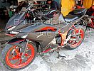 Full Modifikasi New CB150R Rasa CBR250RR