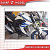 Sayap Old CB150R model Z