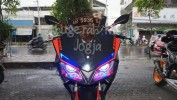 Fairing CBR250RR Black Sporty