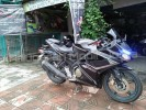 Full Fairing New Vixion Model CBR250RR MiX Body R25