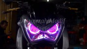 Konteng Shroud Model CB650f Mix Headlamp Ninja