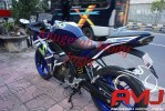 Jual Full Fairing R25 V1 mix Body Ninja Fi di NEW VIXION