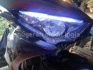 Modifikasi Body New Vixion model R25 V1