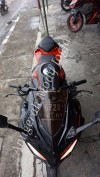 OLD CB150R Modifikasi Fullset ala All New CBR250RR