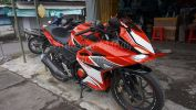 OLD CB MODIF FULLSET CBR250RR RED RACING
